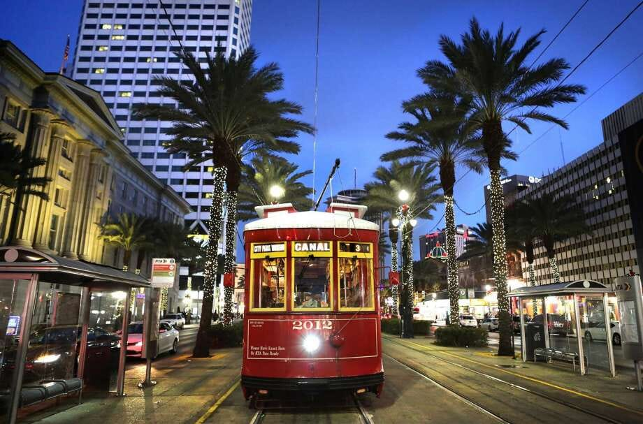 Tradelines New Orleans